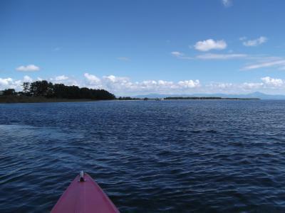 琵琶湖でカヌー♪ その2. 2度目の挑戦 2014 ~ オマケの観光&買い物付 ~