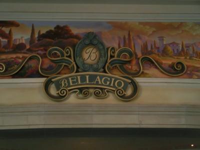 2014年「2人合わせて120歳 砂漠の中の楽園ラスベガス主人の夏休み」6日目 シルクドソレイユ「O」を見に ベラージオホテル内と夜の街並み