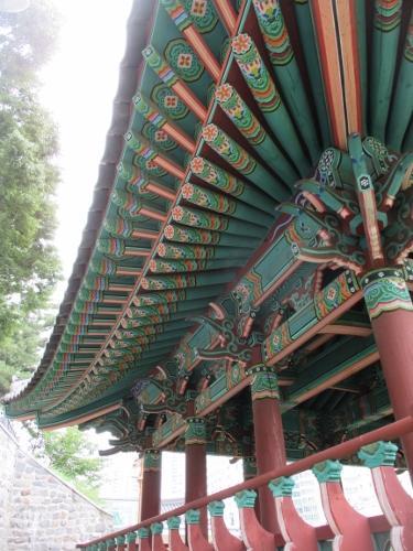釜山 朝鮮通信使歴史館と子城台公園