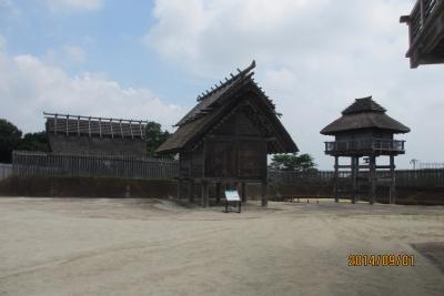 弥生時代の城跡 吉野ヶ里遺跡と博多祇園山笠の櫛田神社