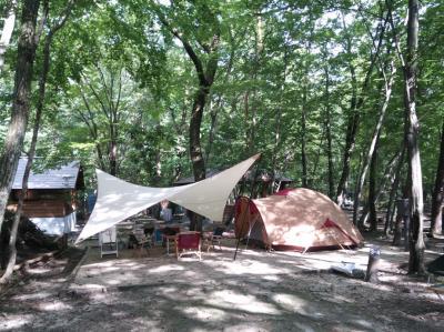 日光観光とキャンプ