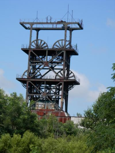 炭鉱遺跡の町、赤平市でちょっと暮し