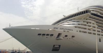 MSCスプレンディダ地中海クルーズ   08