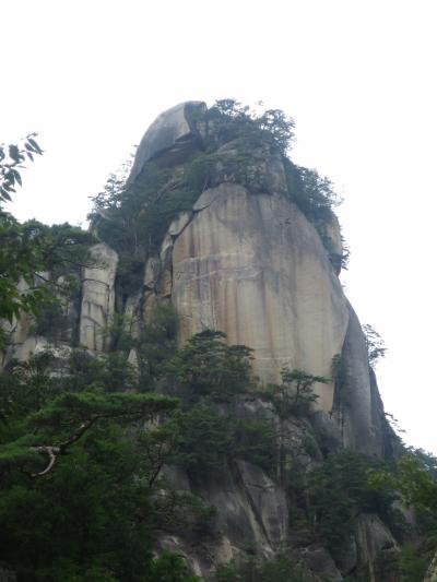 青春18きっぷで一人旅 その(4)昇仙峡を歩く・前編 仙娥滝まで