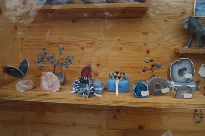 オーストリア三大名峰山麓ハイキング10日間の旅(13)スワロフスキー展望台にて・・オーストリアを代表する宝飾品