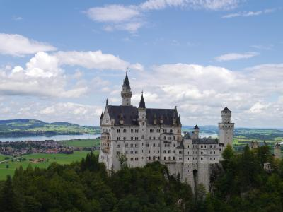 2014 夏 ドイツへ行ってきました。(4) ノイシュバンシュタイン城~ミュンヘン編