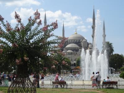 はじめてのイスタンブール