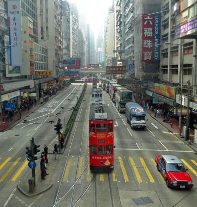香港エクスプレスで行く、1泊3日弾丸ツアー - ハイアットリージェンシー香港 - 尖沙咀 クラブルームに宿泊。和味生滾粥・添好運點心・何洪記で香港グルメを堪能-