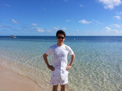 グレートバリアリーフで碧い海に癒される旅