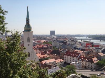 ウィーン一人旅 ⑤   ブラチスラバ日帰り旅行