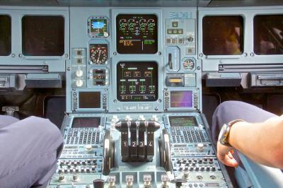 ルフトハンザドイツ航空 A340-300 新型ビジネスクラス体験