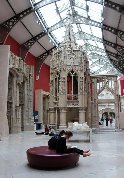 ツール・ド・エウロパ 2013 フランス編 22 パリの1日、建築文化博物館 (シャイヨー宮)