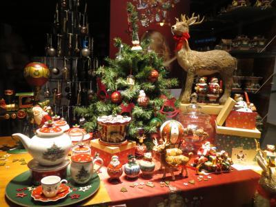 世界遺産&クリスマス IN ドイツ・フランス②ドイツ・ロルシュとハイデルベルグ