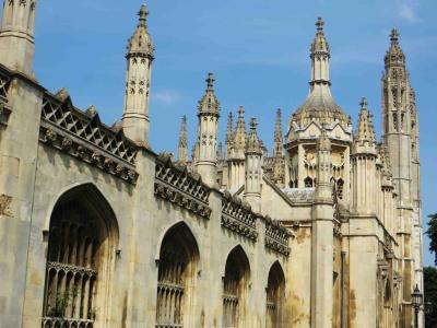 イギリスを気ままに旅行 ⑫ ー 古さと新しさしを併せ持つ都市 Cambridge( 剣橋 )を訪ねて
