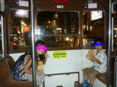 子連れ香港1日目*タイムズスクエアでワンピース♪