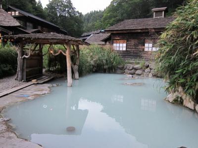 2014ゆっくり東北温泉巡り~鶴の湯温泉~
