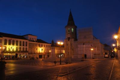 ポルトガル・世界遺産を巡る旅10(トマール)