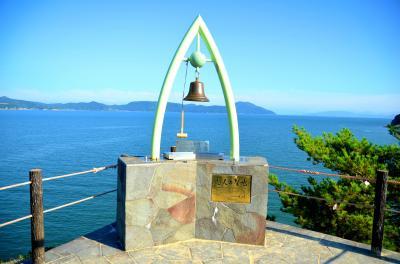 オリーブの香りがする小豆島へ~二十四の瞳映画村・エンジェルロード・千枚田などを訪ねて~