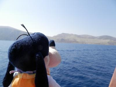 グーちゃん、ギリシャへ行く!(イドラ島へ上陸、ヌーディストビーチは?編)