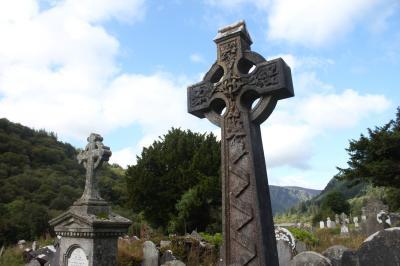 2014夏のアイルランド4泊5日★4 バスツアーでグレンダロッホ&キルケニーへ