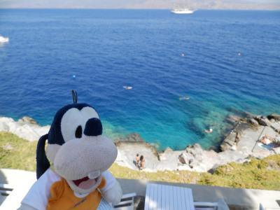 グーちゃん、ギリシャへ行く!(イドラ島!カンペキなビーチとお尻!編)