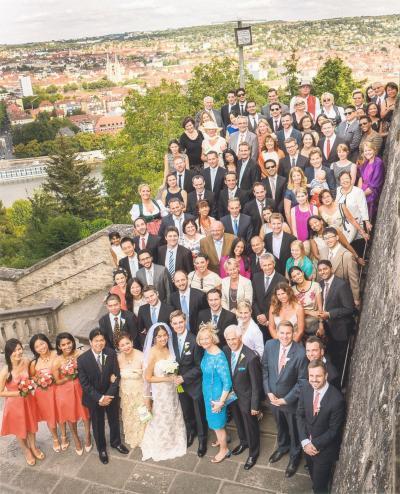 古城街道・ロマンチック街道・結婚式参加の旅3日目(結婚式イベント)