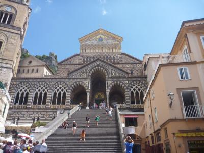 イタリアとちょっとだけスイスに行ってきました(3)