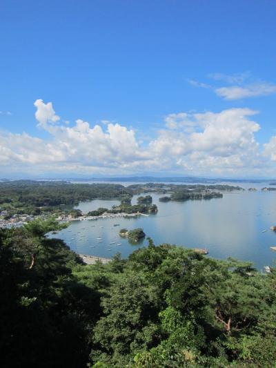 奥松島~松島四大観「壮観」の大高森展望台