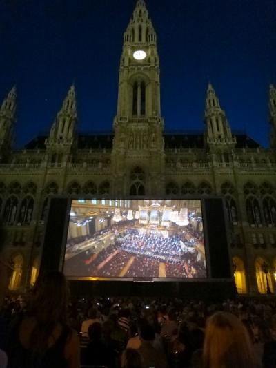 ウィーン一人旅 ⑥  フィルムフェスティバル