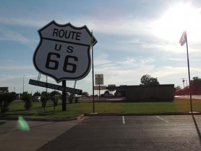 Get Your Kicks on Route 66  アリゾナ~オクラホマ