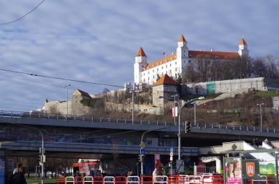 ロストバゲージに泣いた中欧+NL ☆3 ~ちょっと寄り道 Bratislava in Slovak Republic~