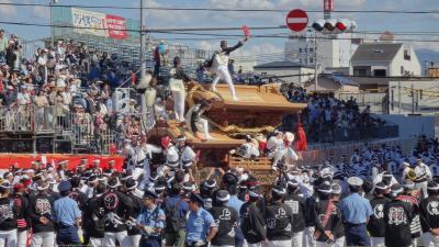 読売旅行バスツアーで行く岸和田だんじり祭り