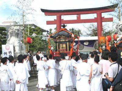 八幡宮 神幸祭