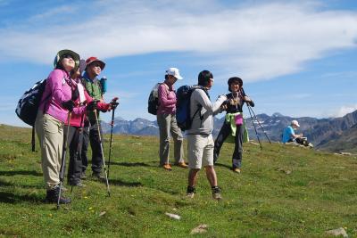 オーストリア三大名峰山麓ハイキング10日間の旅の思い出②ホーエ・ムートアルム~ロートムース氷河~ロートムース谷