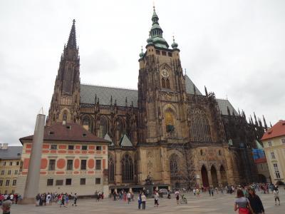 とんでも♪ドライブ旅~チェコ・ドイツ ⑫5時間たっぷり満喫~プラハ城
