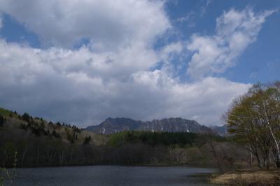 2014年5月山と温泉旅 (1)戸隠
