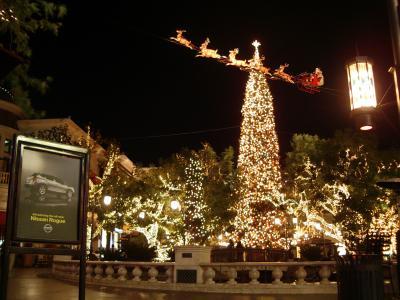 2007年 ロサンゼルスのクリスマス・イルミネーション
