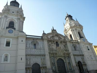 南米3大ハイライトその8~最後のリマ市内観光、そして帰途へ…