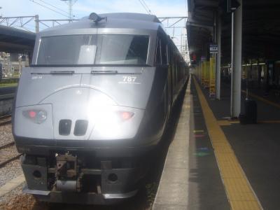 2泊3日で行ってきました。~九州鉄路・長崎復路編~