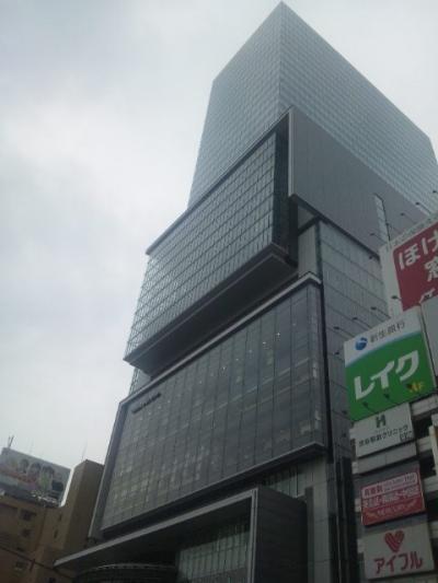 渋谷のホテルはおしゃれです!