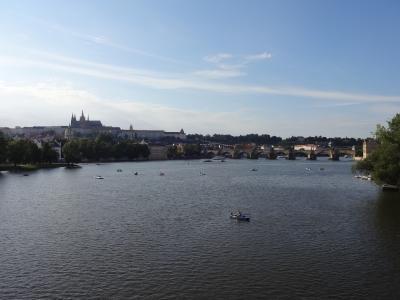 とんでも♪ドライブ旅~チェコ・ドイツ ⑬雨予報→曇のち晴れ~プラハ街歩き