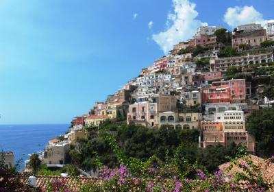 ナポリを拠点に巡る南イタリアの旅 ③ソレント~ポジターノ