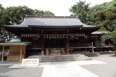 平塚八幡宮(平塚市浅間町1)