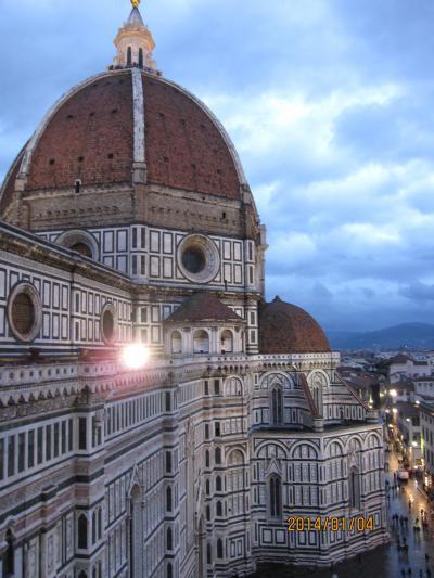 初めての海外。ローマ、バチカンとフィレンツェ2