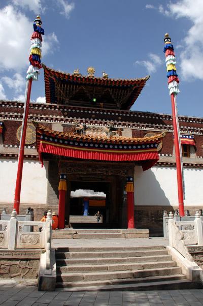 2013年中国新疆放浪記023・西寧散策之壱・西蔵寺院「塔爾寺」その2!