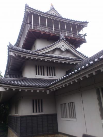 米野木探検 ヤクルト工場見学から岩崎城