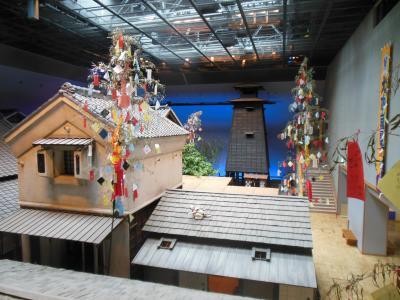 深川江戸資料館と東京都現代美術館に行ってきた