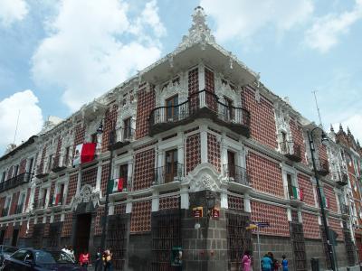 かわいいお菓子の町プエブラ&ウエホツィンゴ【ペルー&メキシコ10日間-8~10日目】