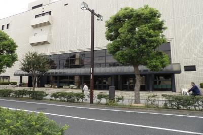 平塚公園通−郵便局前から平塚署入口