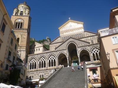 2014 夏 南イタリアの休日♪ vol.7 アマルフィ散策♪